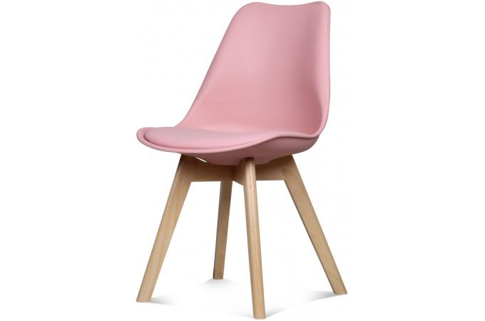 Chaise Design Style Scandinave Rose Esben Chaise Design Pas Cher