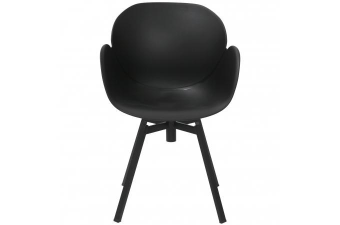 chaise design scandinave la chaise longue noire lomatia chaise design pas cher. Black Bedroom Furniture Sets. Home Design Ideas