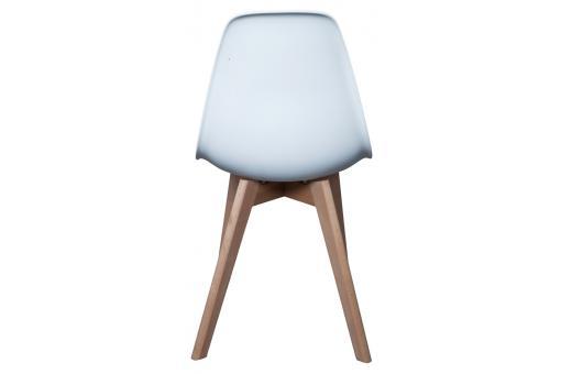 chaise enfant scandinave blanc baby fjord chambre enfant b b pas cher. Black Bedroom Furniture Sets. Home Design Ideas