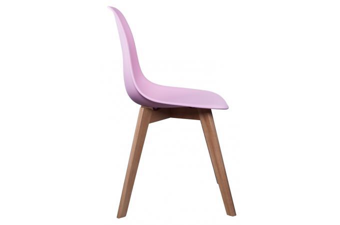 chaise enfant scandinave rose baby fjord chambre enfant b b pas cher. Black Bedroom Furniture Sets. Home Design Ideas