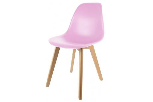 Chaise Enfant Scandinave Rose BABY FJORD