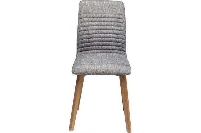 chaise lara grise chaise design pas cher. Black Bedroom Furniture Sets. Home Design Ideas