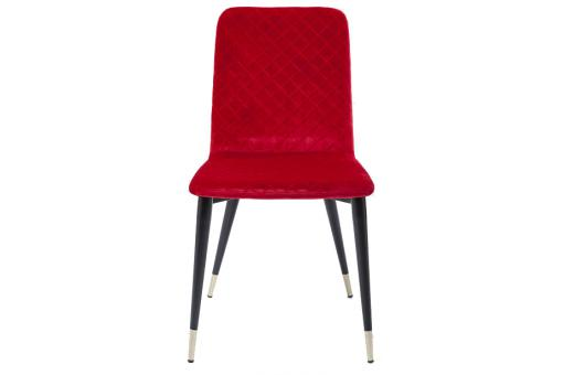 Chaise KARE DESIGN Rouge MONTMARTRE