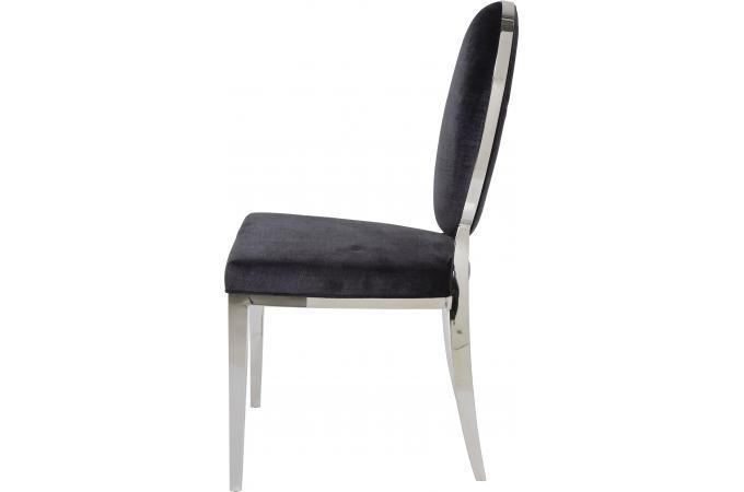 chaise m daillon acier pas cher. Black Bedroom Furniture Sets. Home Design Ideas