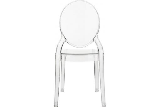Chaise BABY ELIZABETH Transparent