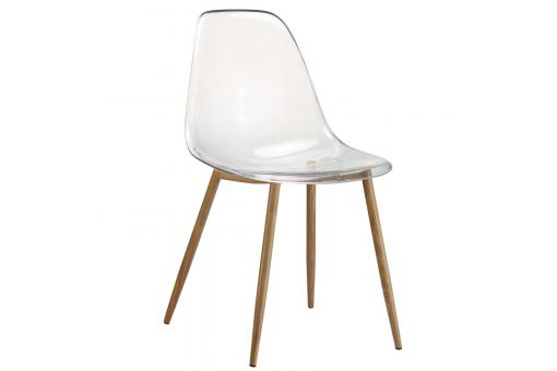 chaise scandinave transparente hamar chaise design transparent - Chaises Scandinaves Transparentes