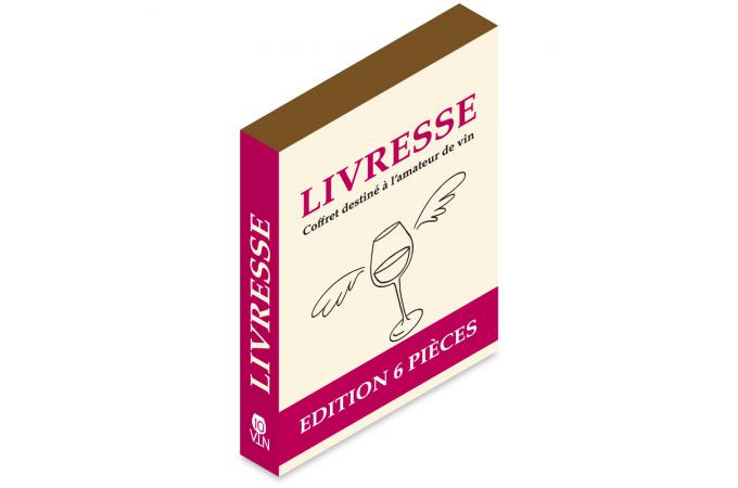 Coffret Sommelier La Invino 6 Pièces Longue Chaise Plus D'infos WH92IYeDE