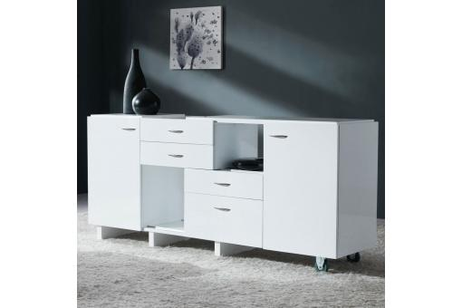 Commode Blanche Extensible EXTRA