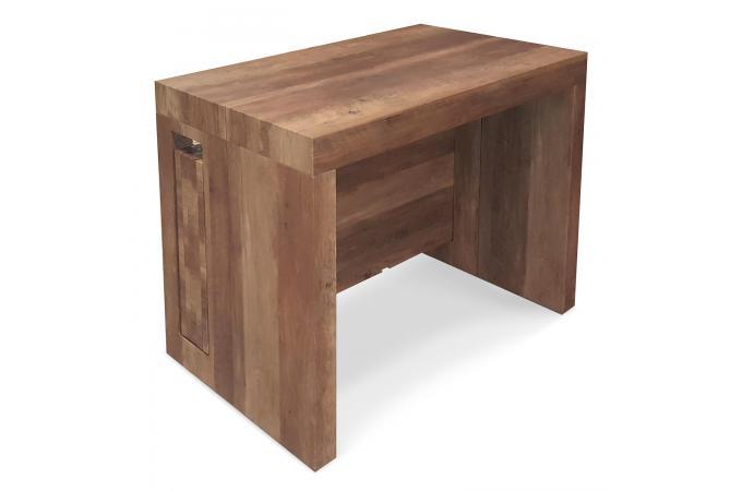 Table Console Extensible Bois.Console Extensible Bois Vintage Mayline Plus D Infos