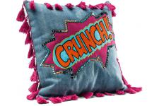 Coussin Cartoon Crunch 35x35cm - Coussin kare design