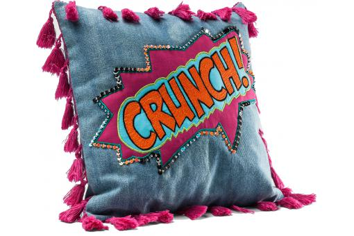 Coussin Cartoon Crunch 35x35cm