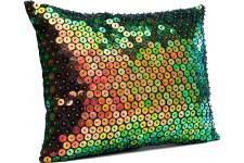Coussin Mermaid 40x30cm - Coussin rouge