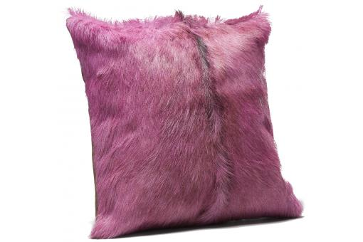 Coussin Kare Design Rose 40X40 Wild Life Neon