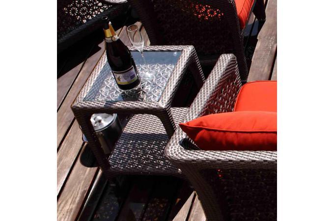 ensemble 1 canap 3 places 2 fauteuils 1 places 1 table basse 2 tables d 39 appoint moka. Black Bedroom Furniture Sets. Home Design Ideas