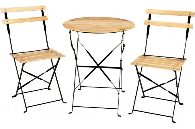 promo ensemble table chaises selva meubles en ligne. Black Bedroom Furniture Sets. Home Design Ideas