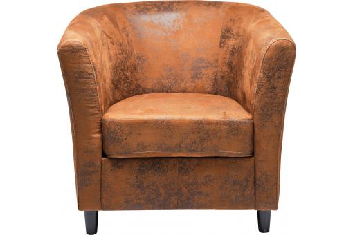Fauteuil Africano vintage