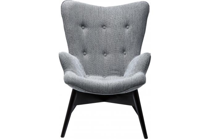 Fauteuil Angels Wings Salt + Pepper eco.