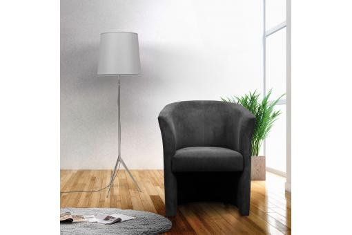 Fauteuil Cabriolet Anthracite BUZZ