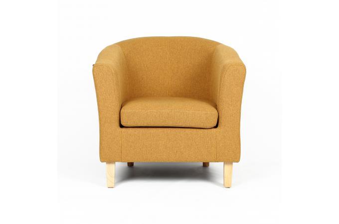 fauteuil cabriolet safran norina fauteuil design pas cher. Black Bedroom Furniture Sets. Home Design Ideas