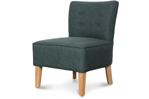 Fauteuil Crapaud Chauffeuse Vert Menthe Swing
