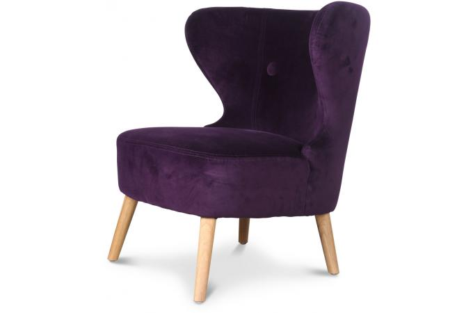 fauteuil crapaud design aubergine blues fauteuil crapaud pas cher. Black Bedroom Furniture Sets. Home Design Ideas
