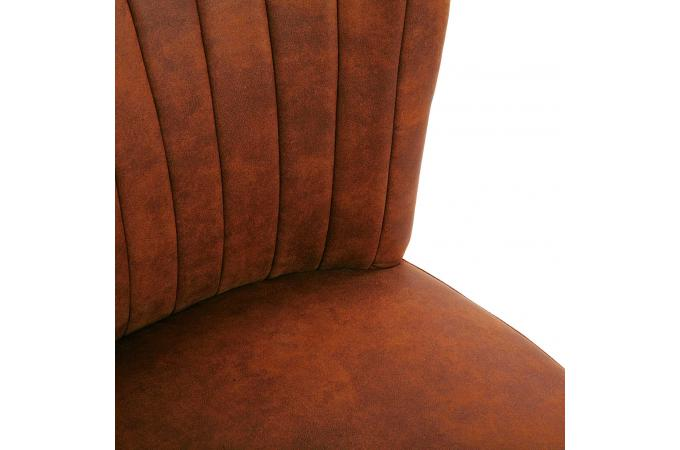 fauteuil crapaud simili cuir marron cosma design 257563 1 680x450 Résultat Supérieur 50 Inspirant Fauteuil Crapaud En Cuir Pic 2017 Kdh6