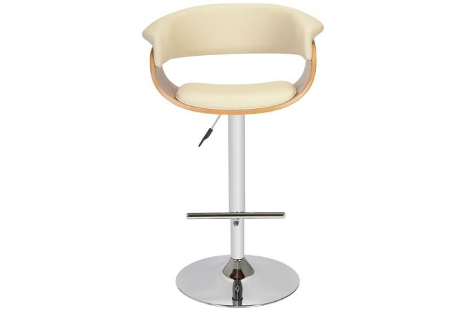 fauteuil de bar oslo beige tabouret de bar pas cher. Black Bedroom Furniture Sets. Home Design Ideas