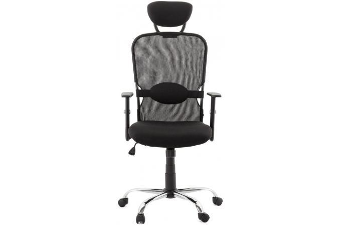 Chaise de bureau design noir previet fauteuil chaise de bureau