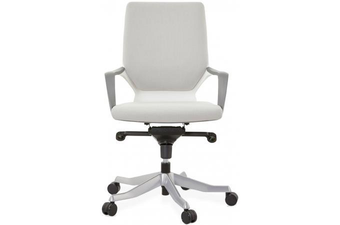 Fauteuil de bureau ergonomique gris milano fauteuil - Fauteuil de bureau ergonomique pas cher ...