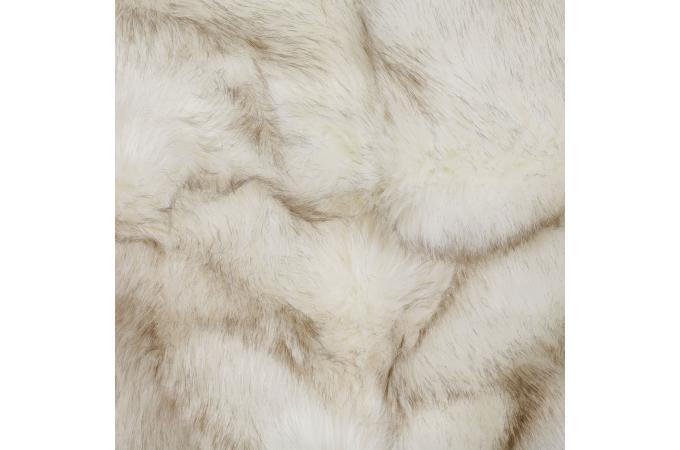 Fauteuil fausse fourrure blanc jumya fauteuil design pas cher