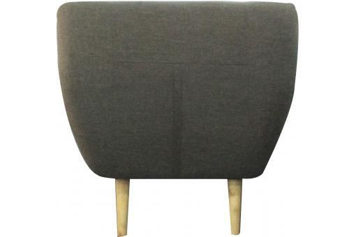 Fauteuil Design Anthracite