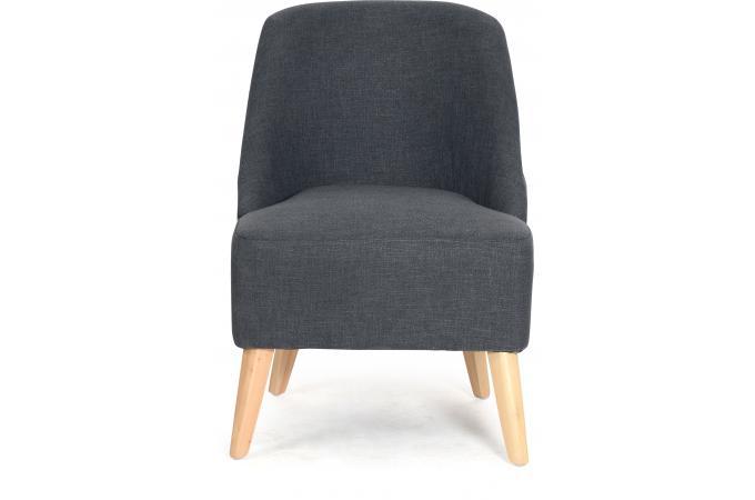 fauteuil scandinave gris fonc eclipse fauteuil design pas cher. Black Bedroom Furniture Sets. Home Design Ideas