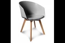 declikdeco fauteuil scandinave - Fauteuil Scandinave Transparent