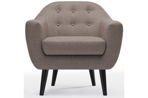 Fauteuil Design Taupe