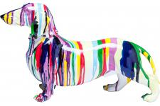 Figurine décorative Dog Colore 25cm - Statue design
