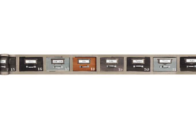 frise adhesive archives 500x15 papier peint trompe l. Black Bedroom Furniture Sets. Home Design Ideas