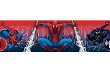 Frise Adhévise Impression Spiderman 5mx15,6cm SPIDEY - Papier peint design