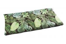 DeclikDeco - Futon Imprimé Jungle DAGUA - Inspiration jungle