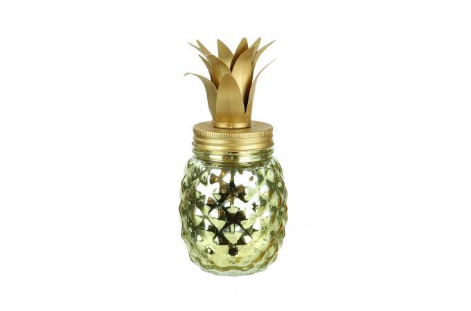 Lumineux Zephir Ananas Or Plus D'infos uPkZiX