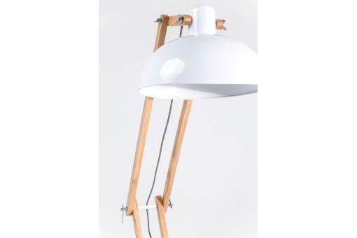 Lampadaire Work Station blanc