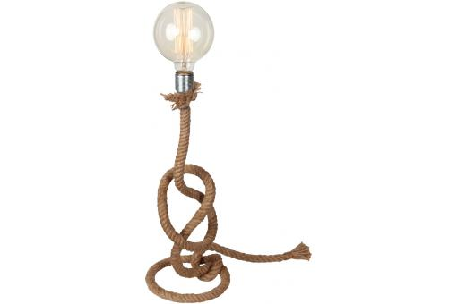 Lampe A Poser Corde H51 ROPE - Luminaire design