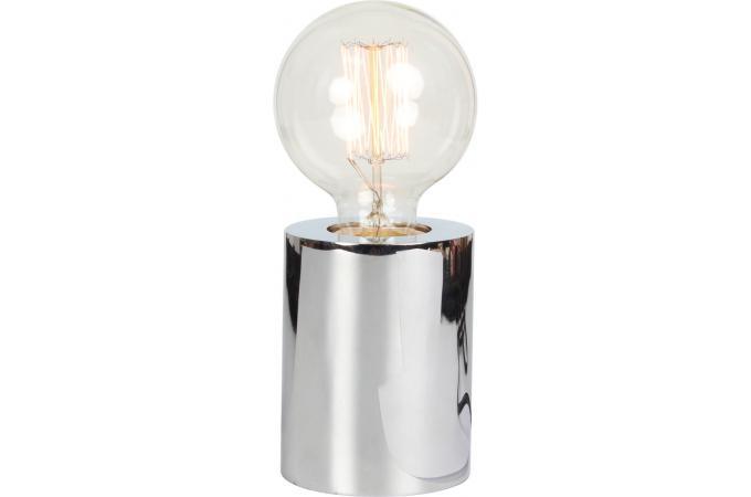lampe a poser tactile en m tal chrom h9 5xd7 5 visio. Black Bedroom Furniture Sets. Home Design Ideas