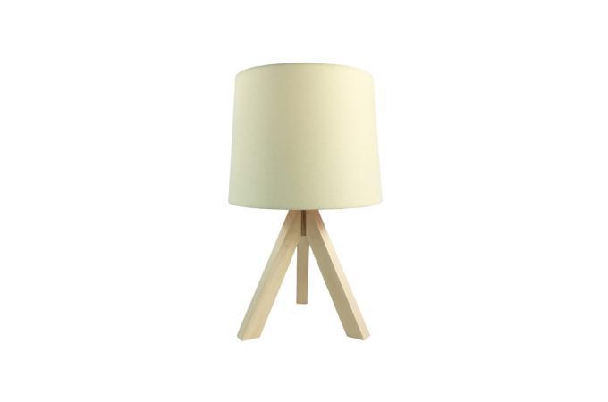 lampe poser scandinave blanc fluette lampe poser pas cher. Black Bedroom Furniture Sets. Home Design Ideas