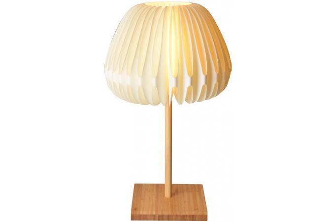 Lampe De Table Bambou Lampe Poser Pas Cher