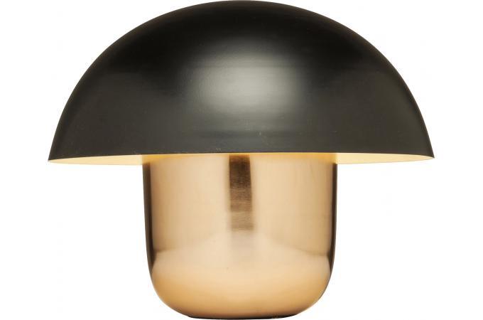 Plus Velkoz Chromé Lampe D'infos Table De Champignon 0N8nwm