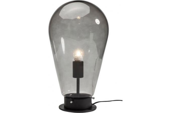 lampe de table kare design ampoule noire bulb lampe poser pas cher. Black Bedroom Furniture Sets. Home Design Ideas
