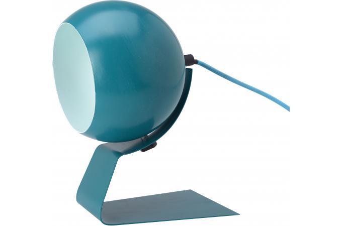 lampe pot de peinture bleue vendu par. Black Bedroom Furniture Sets. Home Design Ideas