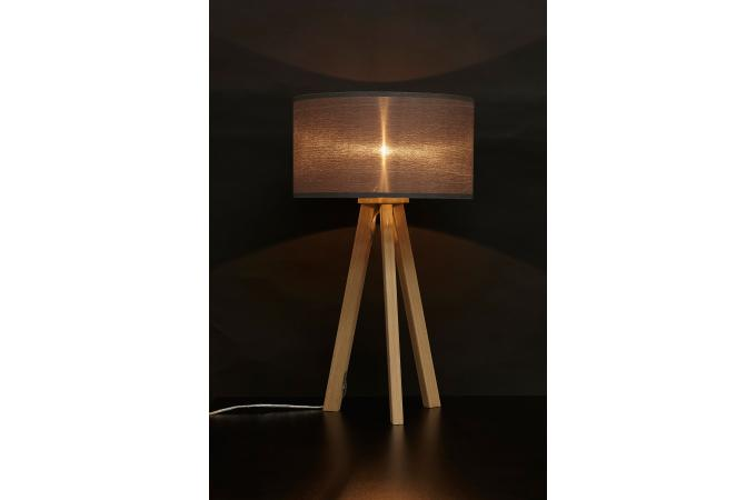 Pas Tornby Lampe Poser À Abat Gris Cher Scandinave Jour nwPk80O
