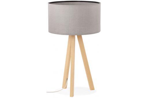 lampe scandinave abat jour gris tornby lampe poser pas. Black Bedroom Furniture Sets. Home Design Ideas