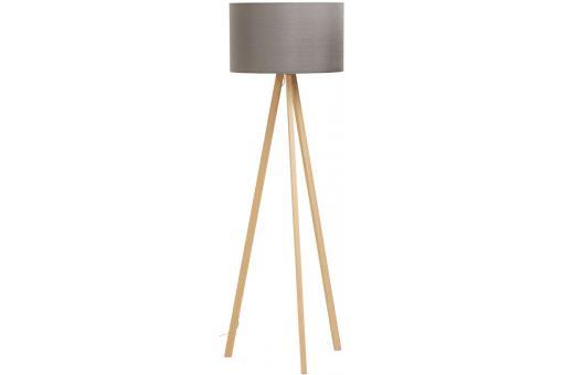 lampadaire tr pied grise pi tement bois noir trivaga lampe poser pas cher. Black Bedroom Furniture Sets. Home Design Ideas